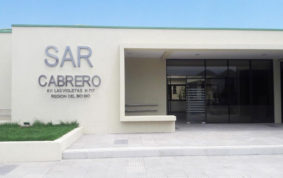 SERVICIO DE URGENCIA DE ALTA RESOLUTIVIDAD, CABRERO – Reving Constructora Temuco – Diseño, Arquitectura, Ingeniería, Construcción