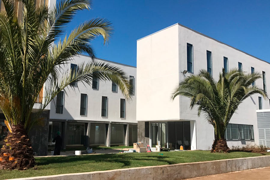 Edificio Viverrectoria UCT